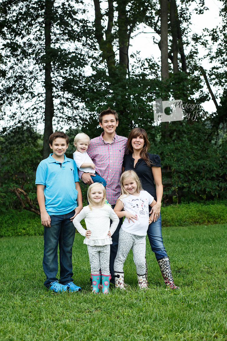 Holly Springs Family Photographer
