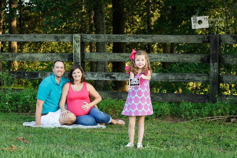 Raleigh Family Maternity Photographer