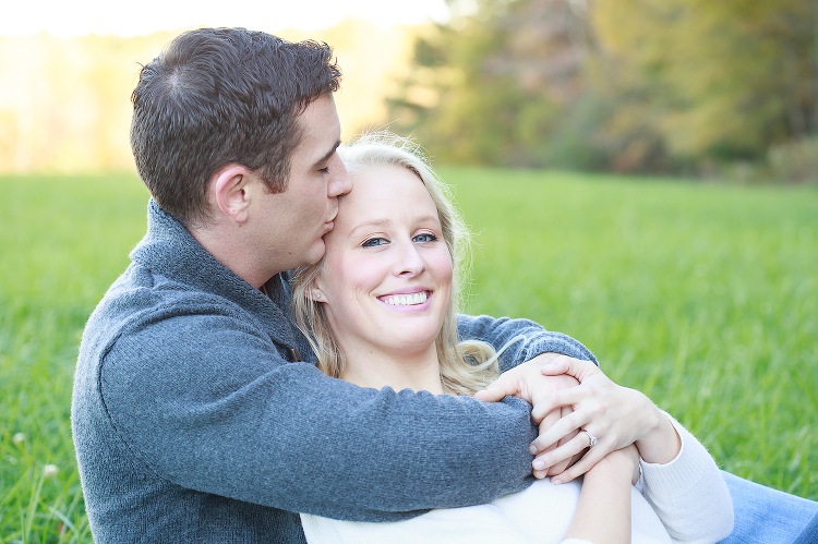 Holly Springs engagement photographer