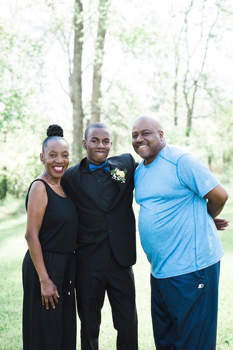 Holly Springs NC Prom Photographer