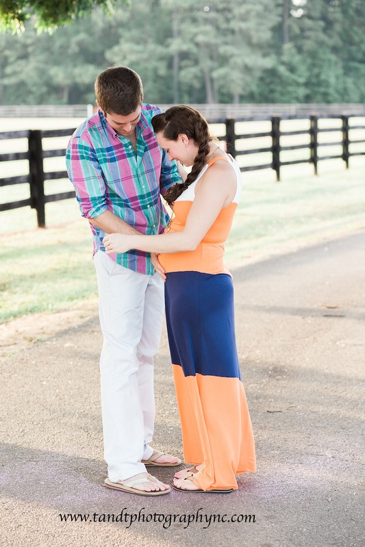 Raleigh Gender Reveal Photography