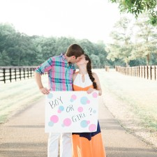 Raleigh Gender Reveal Photographer
