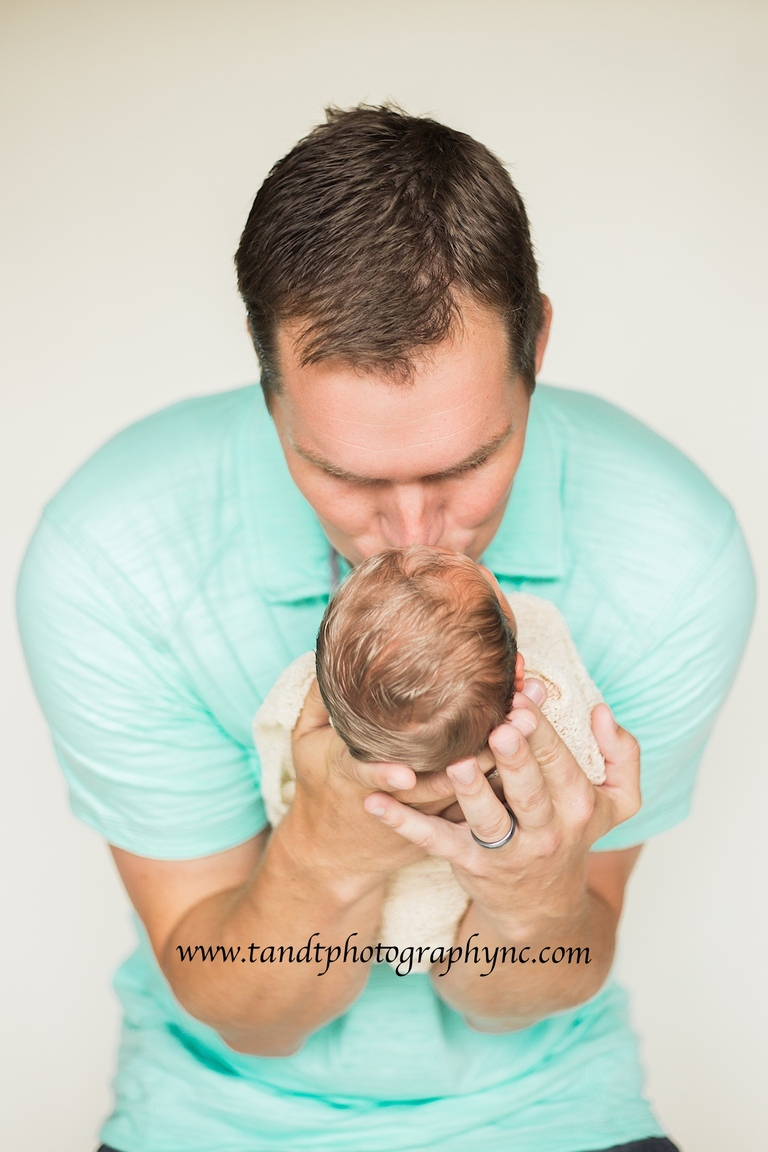 Raleigh NC Lifestyle Newborn Photographer