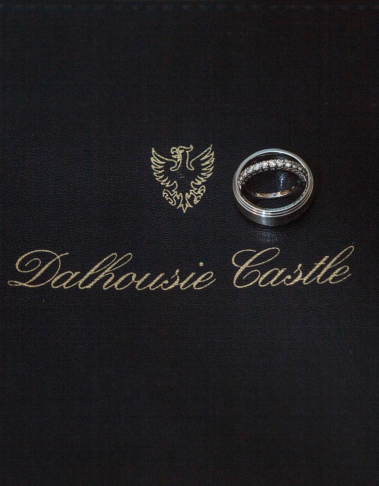 Dalhousie Castle Wedding Photographer Scotland