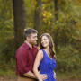 Holly Springs Family Photographer Engagement