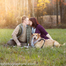 Holly Springs NC Family Photographer at Sugg Farm
