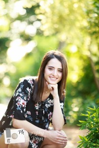 Holly Springs NC Senior Portraits