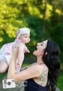 Mommy and me photo, family photography session in Raleigh NC