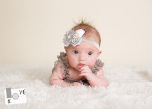 Holly Springs NC Baby Photography