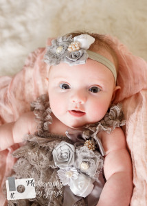 baby photography at 3 months