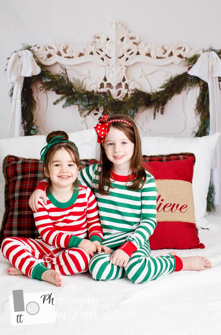 Raleigh NC Christmas Minis