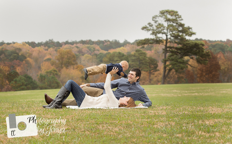 Holly Springs NC Family Photography