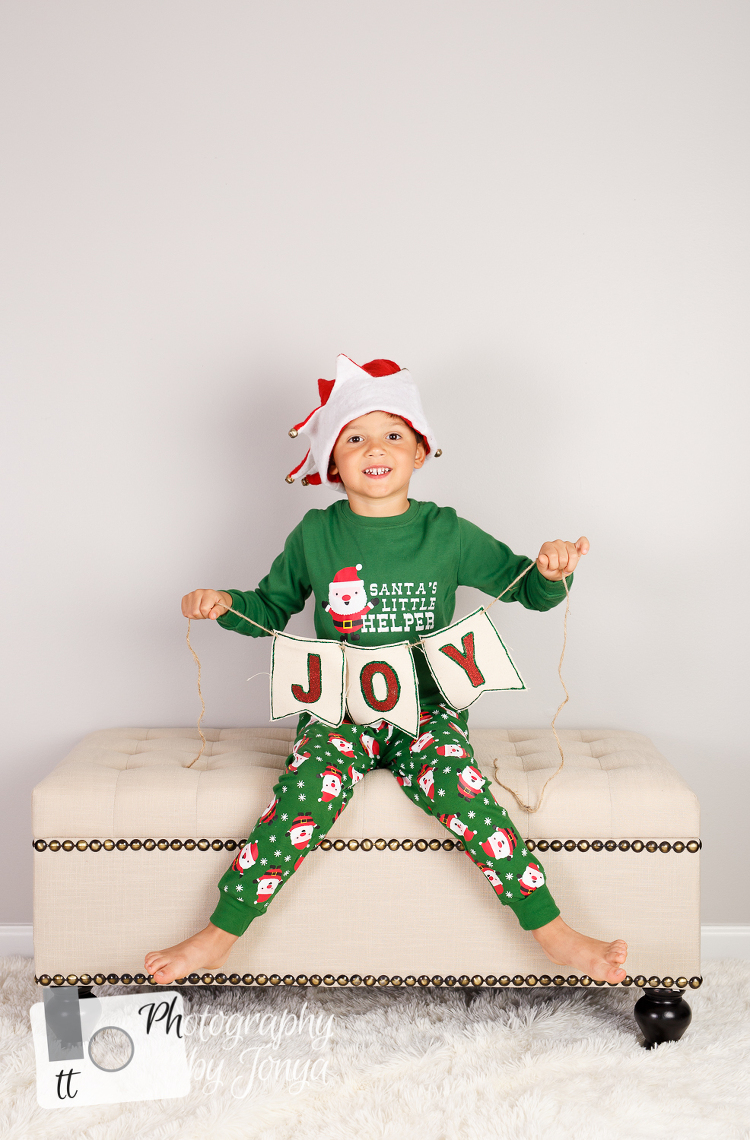 Christmas Mini Sessions in Raleigh NC