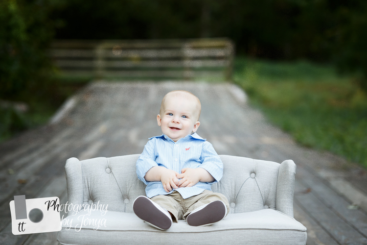 First Birthday Photography in Raleigh NC