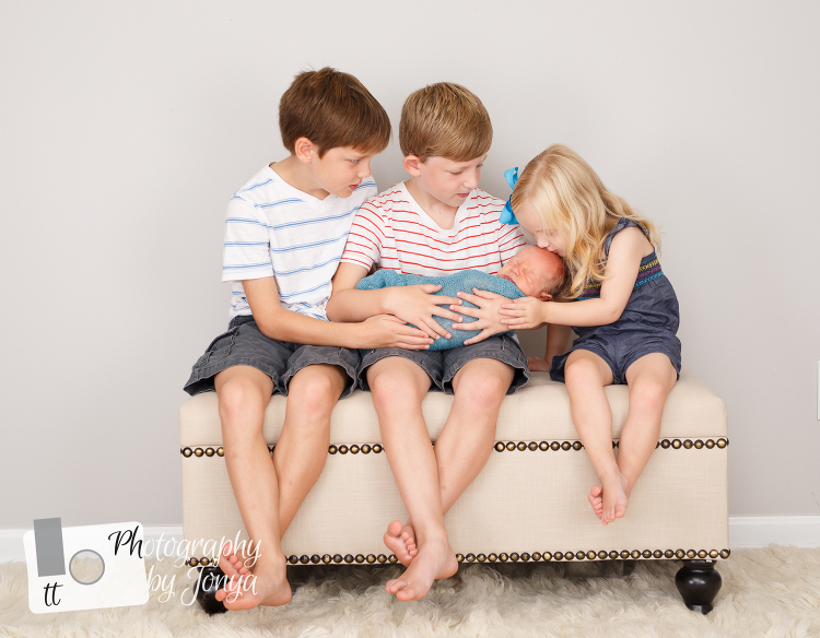 Holly Springs NC Sibling Photographer