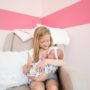 Raleigh Lifestyle Newborn Photographer