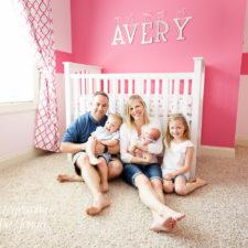 Holly Springs NC Newborn Photographer