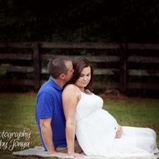 Holly Springs NC Maternity Photographer