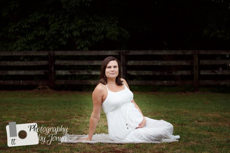Raleigh NC Maternity Photographer