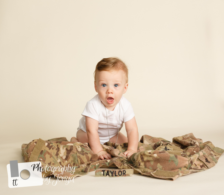 Holly Springs NC Baby Photographer