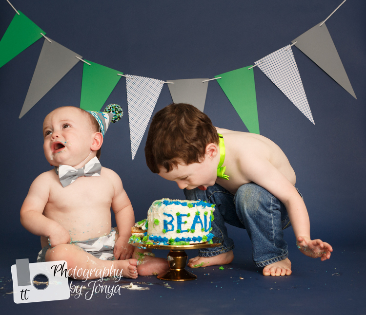 Raleigh NC First Birthday Photographer