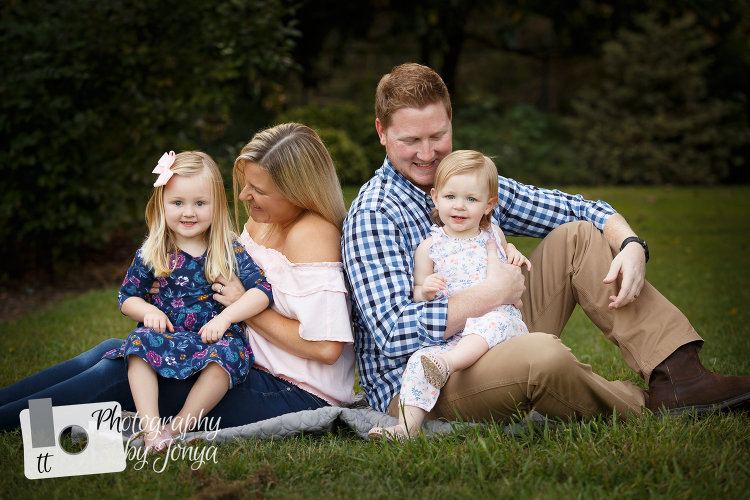 Holly Springs NC Family Photographer