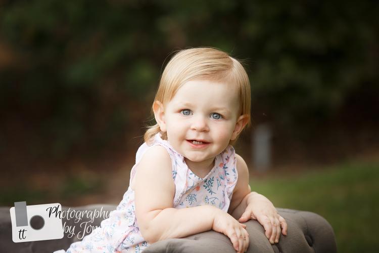 Child portraits Raleigh