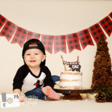 Cake Smash Photography Raleigh