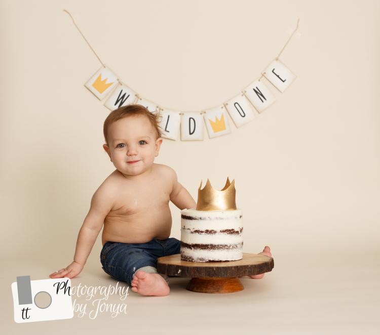 1st Birthday Photographer