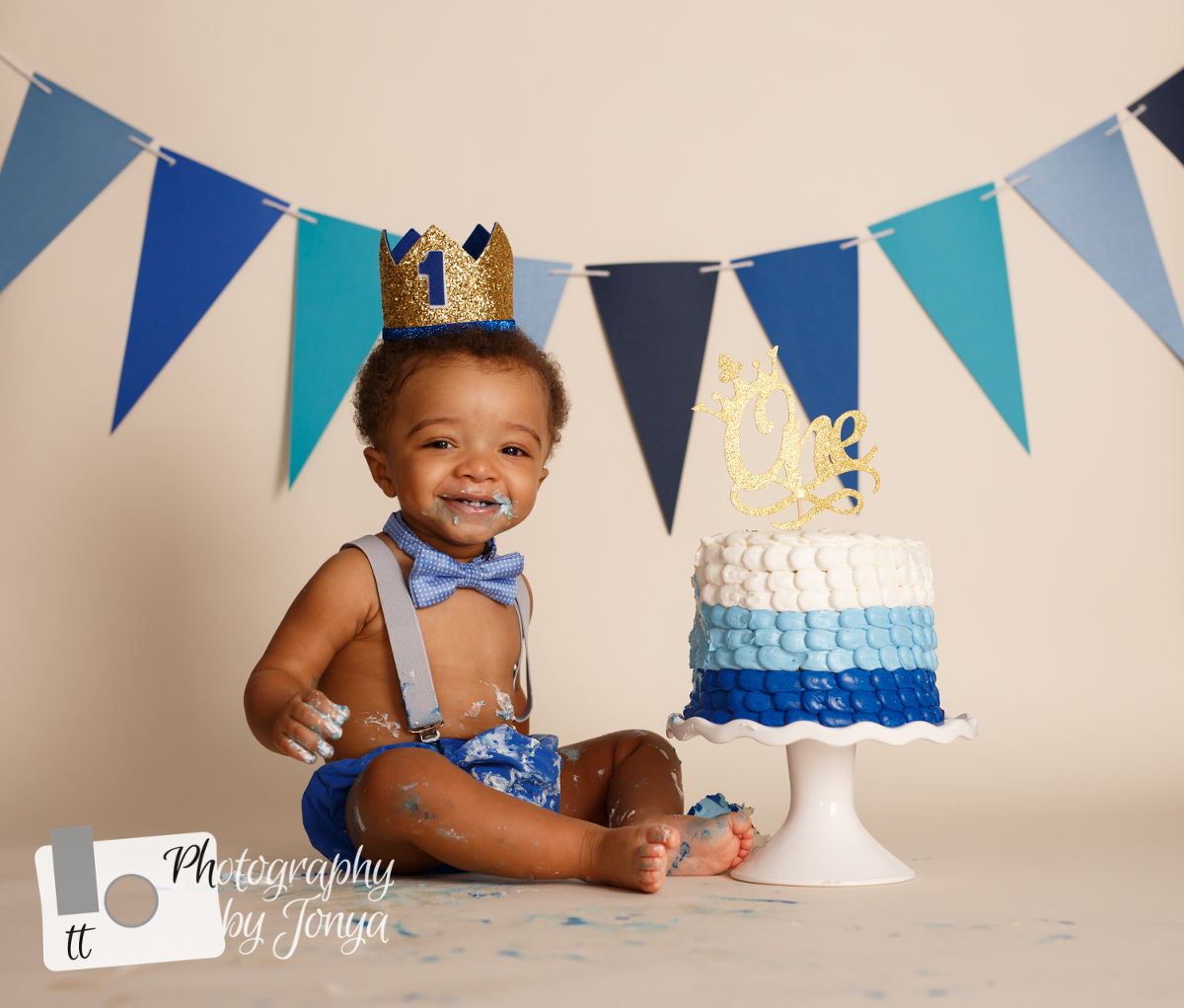 Best First birthday photographer Raleigh