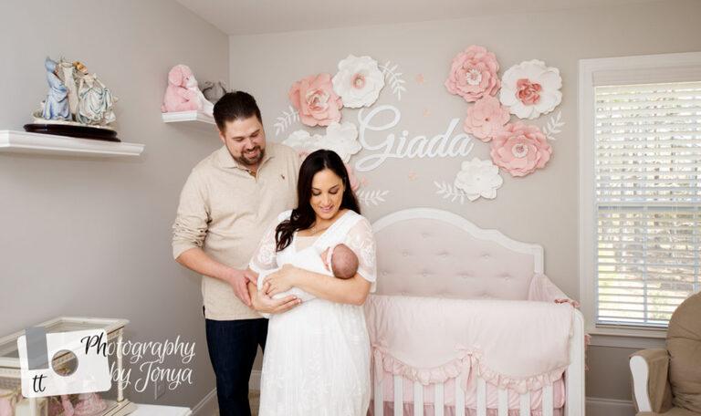 Newborn Photographer Holly Springs NC