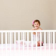 In home newborn photographer Raleigh NC