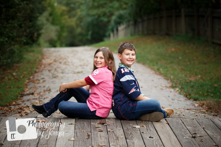 Fall Mini Sessions Holly Springs NC