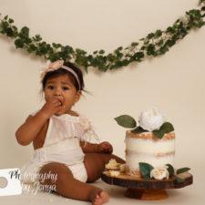 First Birthday Photographer 27540